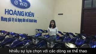 Mua bán và trao đổi xe máy cũ giá tốt tại website: xemayhoangkien.com