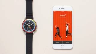How To Set Up Your New Fossil Hybrid Smartwatch