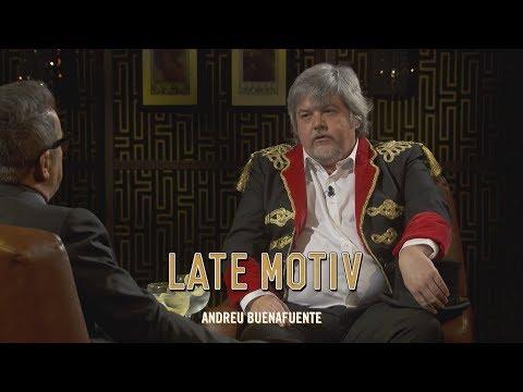 LATE MOTIV - Javier Coronas ha puesto un circo   #LateMotiv242