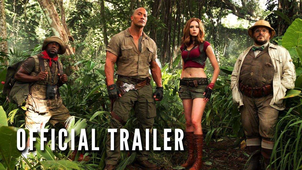 Jumanji: Welcome to the Jungle movie download in hindi 720p worldfree4u