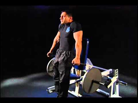 How to do Standing Machine Shoulder Shrug correctly? Avoid any injury. #127