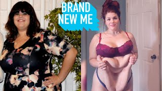 My 200lb Weight Loss Left Me With 15lbs Of Excess Skin | BRAND NEW ME