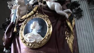 preview picture of video '(HD)サンタ・マリア・デル・ポポロ教会-Chiesa di Santa Maria del Popolo'