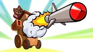 ВРЕМЯ ВЗРОСЛЫХ ПУШЕК! ► CATS: Crash Arena Turbo Stars |8|