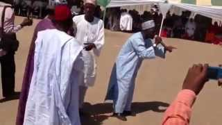 preview picture of video 'Hankaka in action at Int'l trade fair kano'