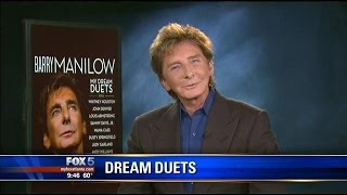 Barry Manilow discusses 'My Dream Duets' on Good Day Atlanta
