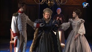 Театр драмы им. Достоевского открывает 165-й сезон премьерой спектакля «Пиковая Дама»
