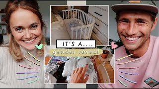 Es wird ein... - Babyupdate & ein paar Neuheiten im Esszimmer   MANDA Vlog