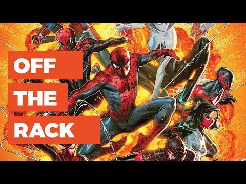 spider geddon begins and this week s comics off the rack