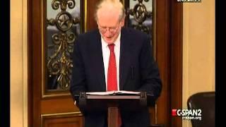 Senate Session 2011-07-28 (11:07:13-12:14:54)