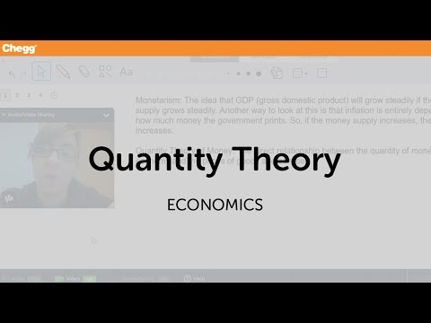 output market economics definition