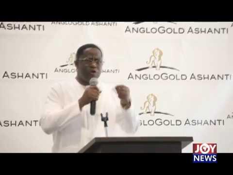 Amewu 'exposes' AngloGold Ashanti on JoyNews (27-3-18)