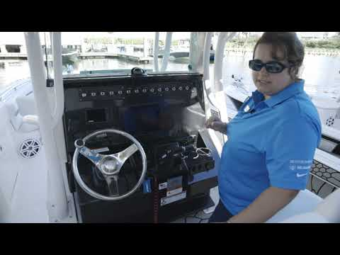 2021 Wellcraft 262 Fisherman in Clearwater, Florida - Video 1
