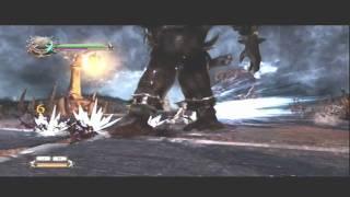 Dante's Inferno Boss Battle 3 - Charon