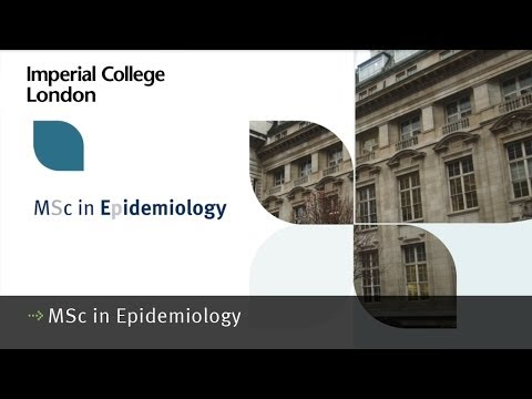 MSc Epidemiology | Study | Imperial College London