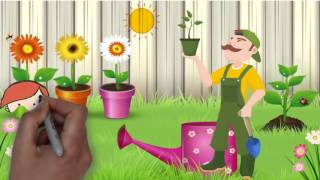 Kids Gardening Tools by ROCA Home