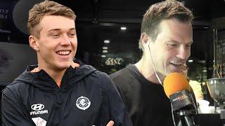 Patrick Cripps Sticks It To Luke Darcy Over His Rising Star Votes!   Hot Breakfast   Triple M