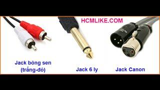[HCM003] Hướng dẫn tự chế dây tín hiệu âm thanh chất lượng