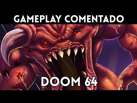 Gameplay de DOOM 64