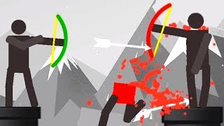 Stickman Archer 3: Scream and Bloody / Android Gameplay HD