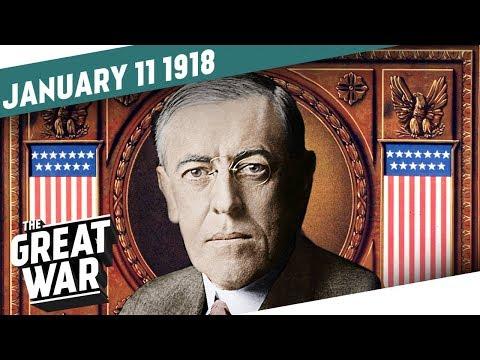14 bodů Woodrowa Wilsona - Velká válka