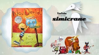 No, David! by David Shannon | Books Read Aloud