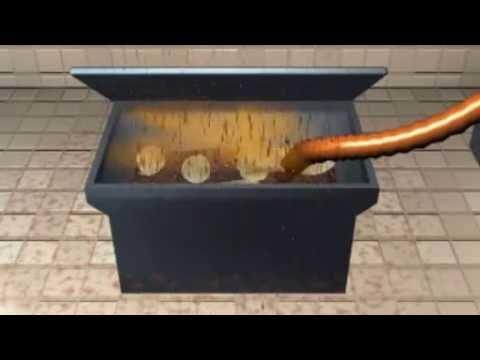 Mechline GreasePaK - Biological drain maintenance for food service and hospitality