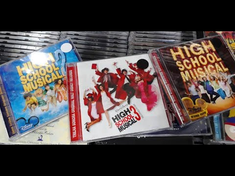 HIGH SCHOOL MUSICAL - COLLECTION - CDS