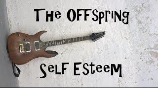 The Offspring - Self Esteem - Gitarre (Tutorial)