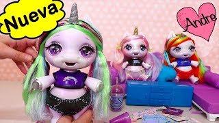 Gambar cover Nueva muñeca Unicornio que hace SLIME | Muñecas y juguetes con Andre para niñas y niños