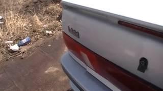Не держится крышка багажника ваз 2115. Пружины на багажник 2115