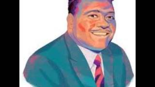 Fats Domino - South Of The Border  [2 studio versions]