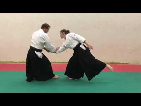 Aikido: Ikkyo to Rokkyo