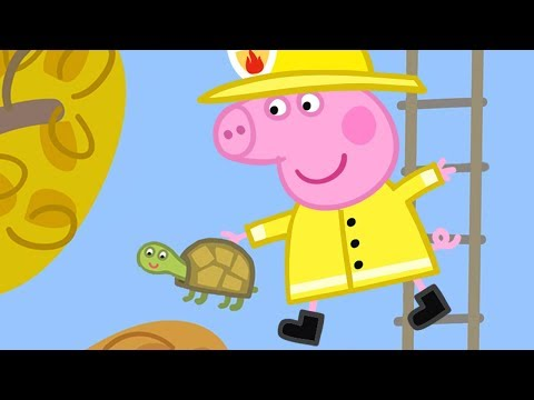 Peppa Pig English Episodes | Peppa Pig Saves Mr Tiddles!  #PeppaPig
