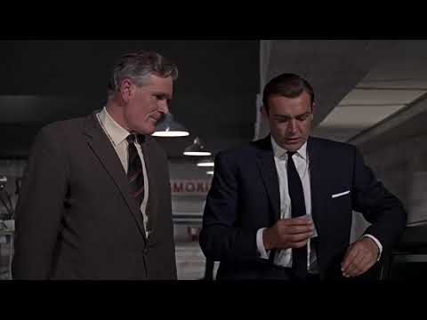 Goldfinger Movie Trailer