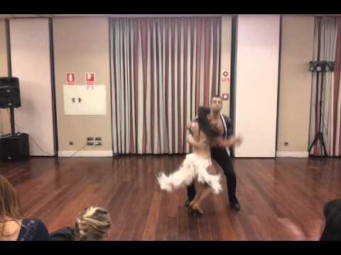 Sergio & Laura Primer Just Dance Alcobendas