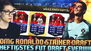OMFG RONALDO IMOTM STRIKER FUT DRAFT  FIFA 16 ULTIMATE TEAM DEUTSCH  DAS HEFTIGSTE DRAFT