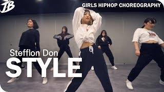 [Girls HipHop Choreography] Stefflon Don - Style (prod Cosmo) / SSoya