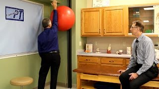 Dislocated Shoulder? The TOP Exercises for Regaining Motion. (Stretches)