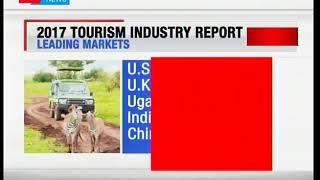 Tourism CS Najib Balala releases 2017 tourism report