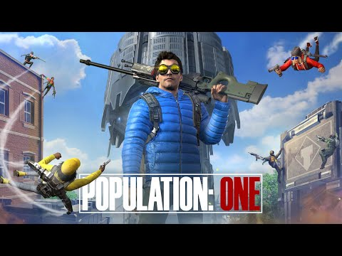 trailer de lancement de Population: One