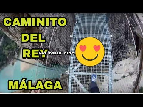 Caminito del Rey completo, El Chorro, Málaga, Gopro Hero 3+ (Renovado 2015)