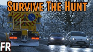 Forza Horizon 4  Challenge - Survive The Hunt