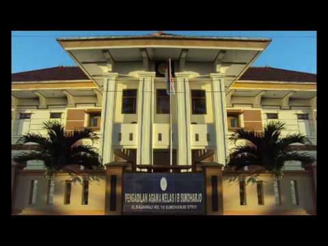 Profil Pengadilan Agama Sukoharjo