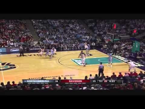 Video: UNC-Davidson Game Highlights