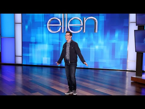 Sean Hayes Gives Advice to Ellen's Guest Hosts