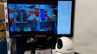Hikvision Auto Focus Zoom Camera 2.8mm - 12mm