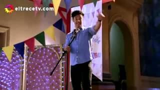 Esperanza Mia: Tomas le canta a Esperanza