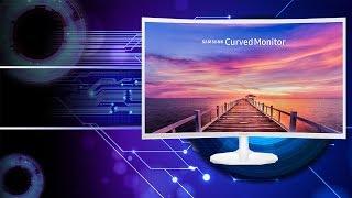 Hardware | Samsung C32F391 Curved Monitor, 80 cm (32 Zoll), Weiß