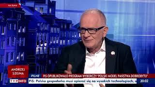 """Czabański o """"dobrej zmianie"""" w mediach narodowych"""